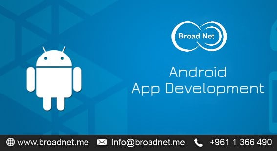 BroadNet Technologies Develops Exceptionally Groundbreaking, Scalable and Cost-Effective Android Apps