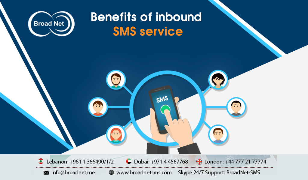 Benefits of Inbound SMS Service