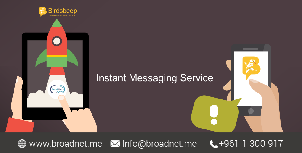 BroadNet Technologies Launches BirdsBeep, a Fast Evolving Internet Messaging Service