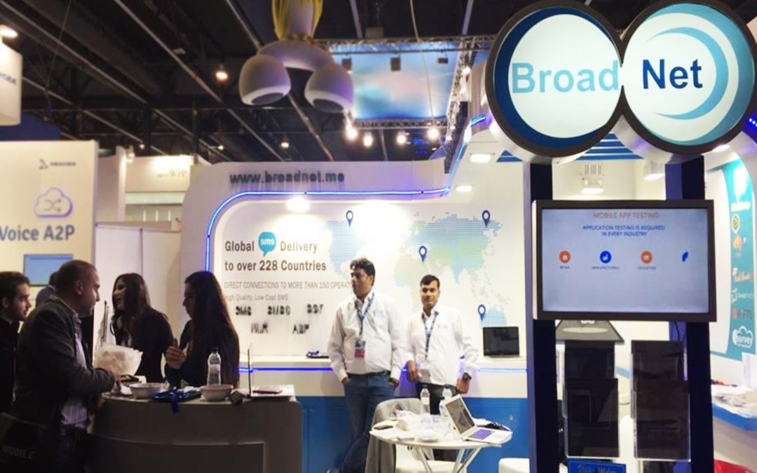 BroadNet now Being a Proud Member of the GSMA Exhibits MWC Event