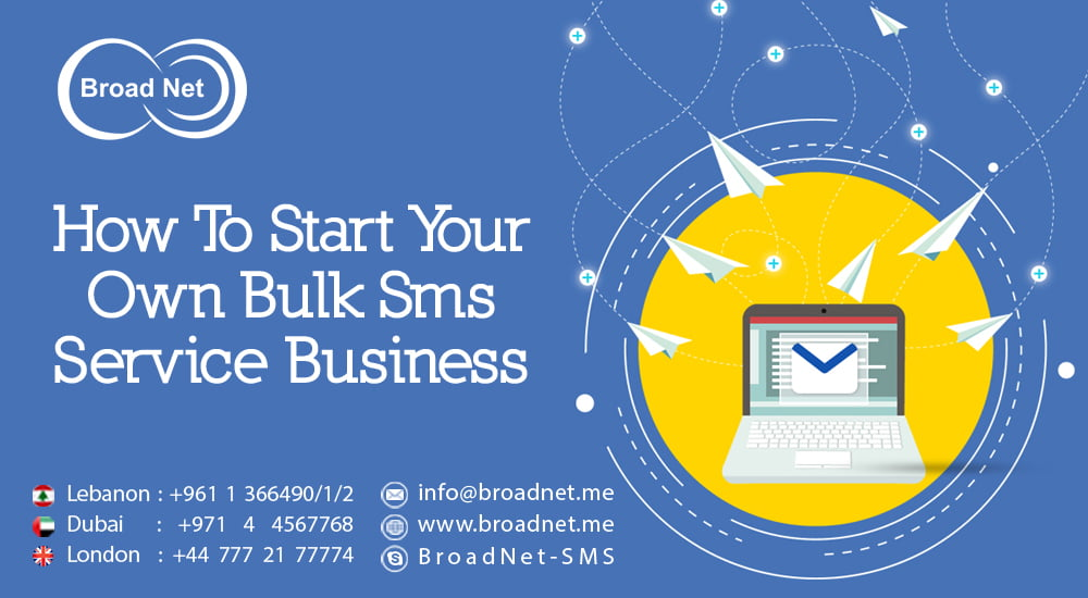 How to Start Your Own Bulk SMS Service Business?