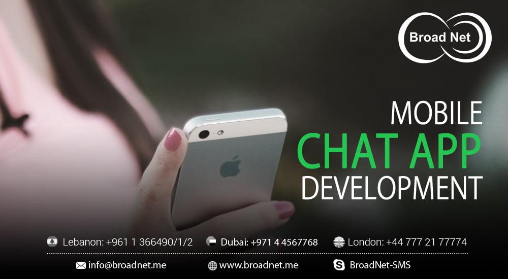 Mobile Communications App