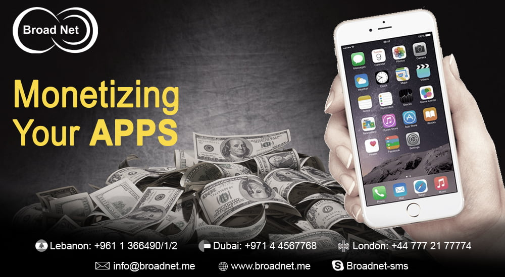 BroadNet Offers Affordable Price Rates for Monetizing Your Apps