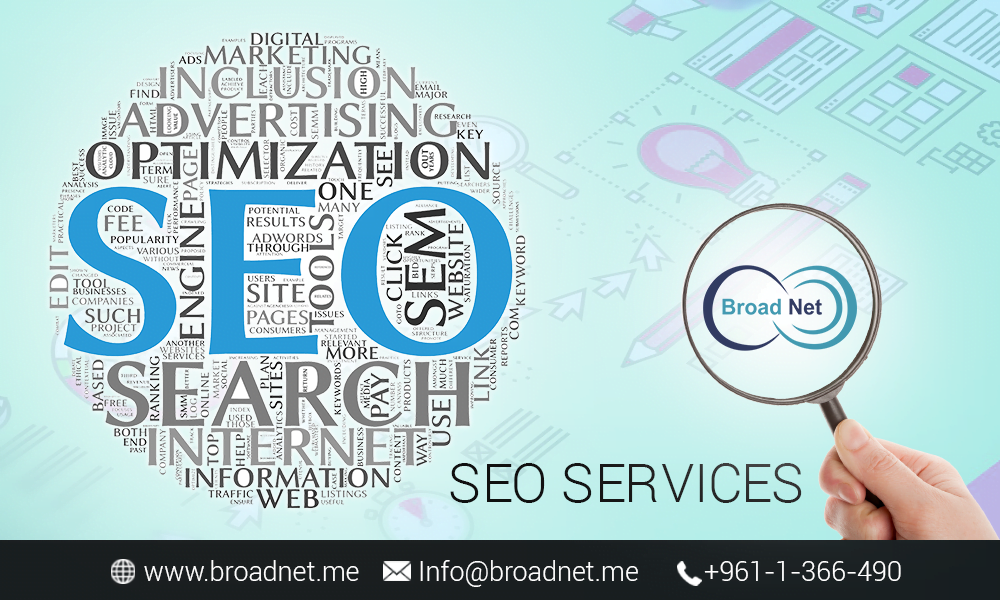 SEO Services from BroadNet