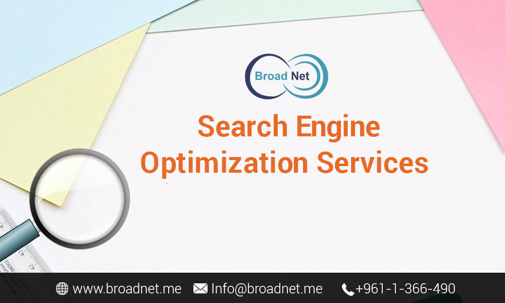 BroadNet Technologies helps promote and engage your brand via Search Engine Optimization services