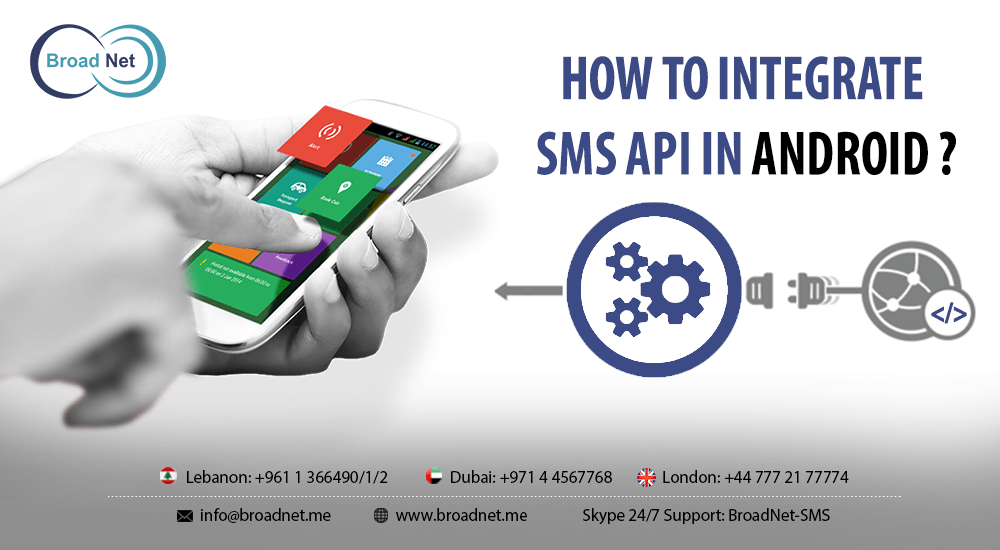 SMS API in Android