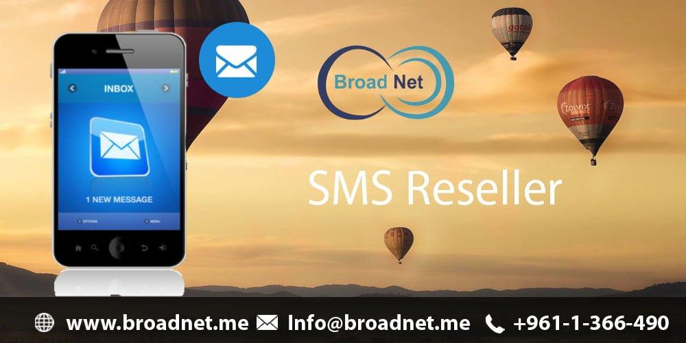 SMS Reseller Program
