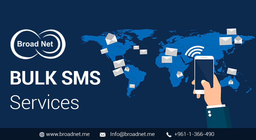 BroadNet Technologies Offers Slashed Price Rates for SMS Services in Dubai