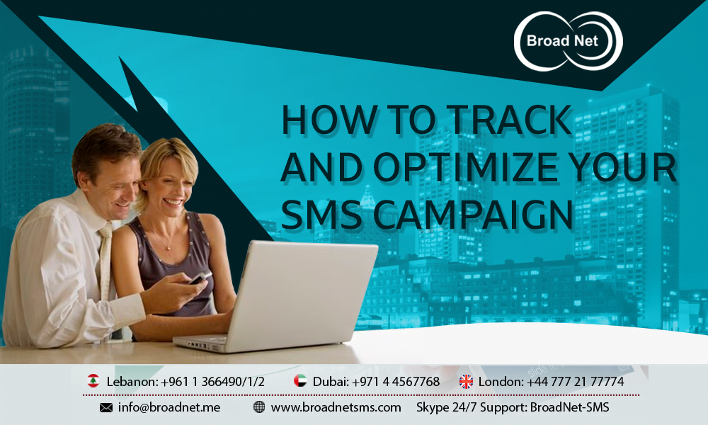 Track and Optimize your Bulk SMS