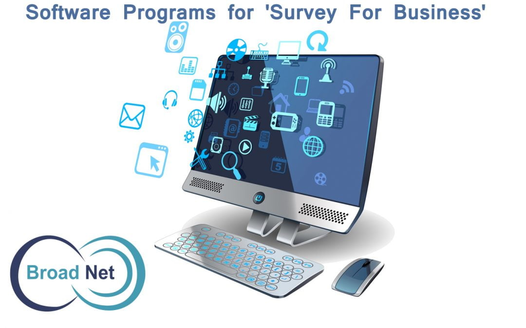'BroadNet Technologies' Launches Software Programs for 'Survey For Business'