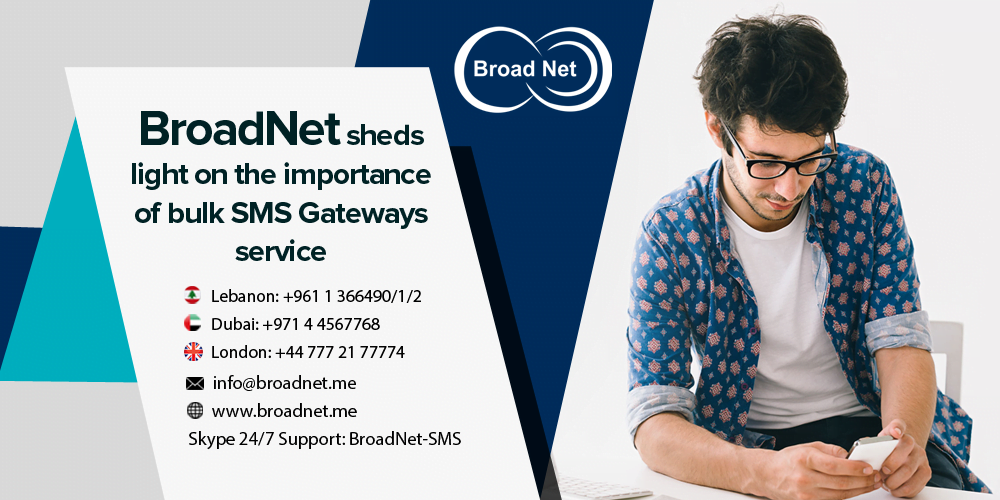 bulk SMS Gateways service