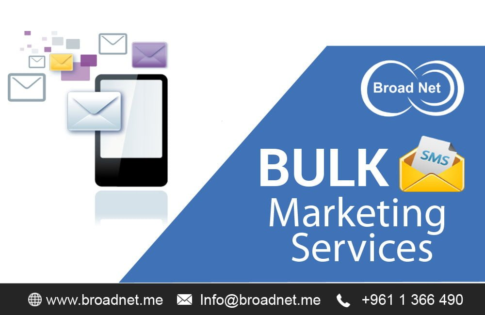 BroadNet Technologies Brings More Effective bulk SMS Marketing Services out