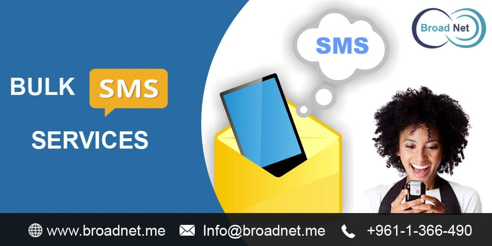 BroadNet Technologies – The Best Bulk SMS Services Provider in the Industry
