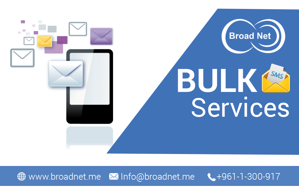 BroadNet Technologies – Best SMS Services Provider in the market