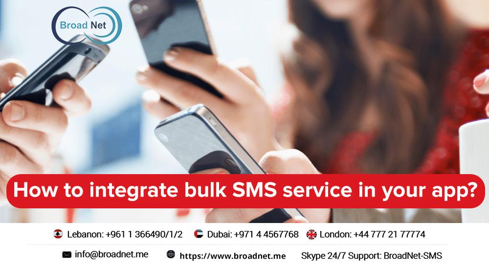 bulk sms for you app