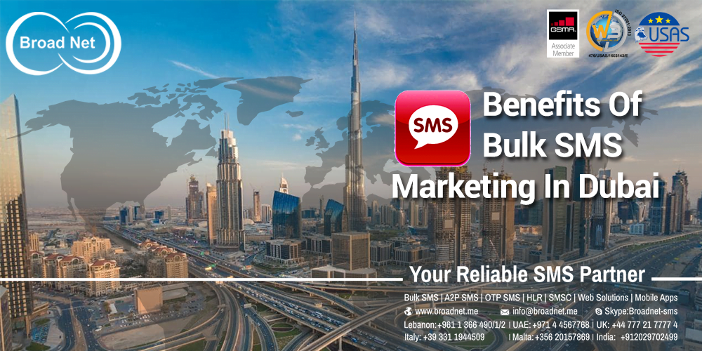 Benefits Of Bulk SMS Marketing In Dubai
