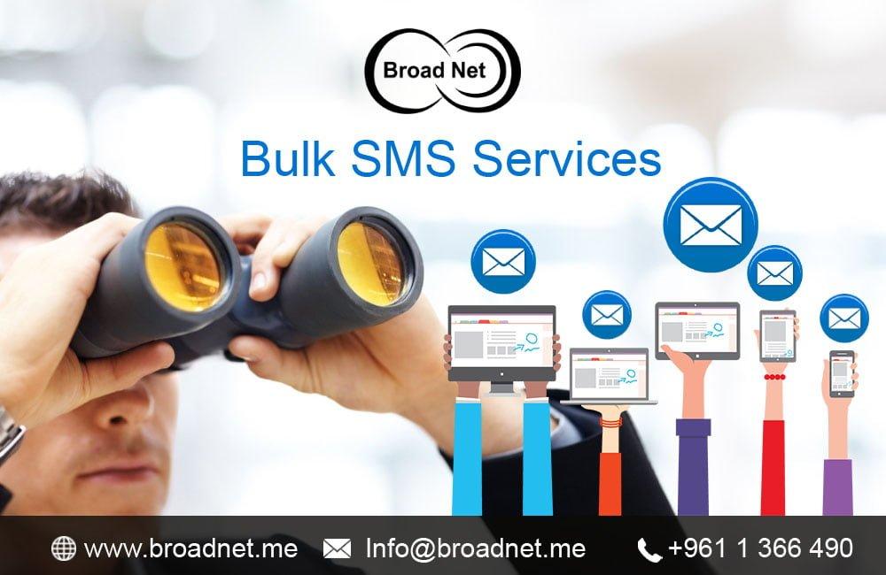 first-class Bulk SMS Services