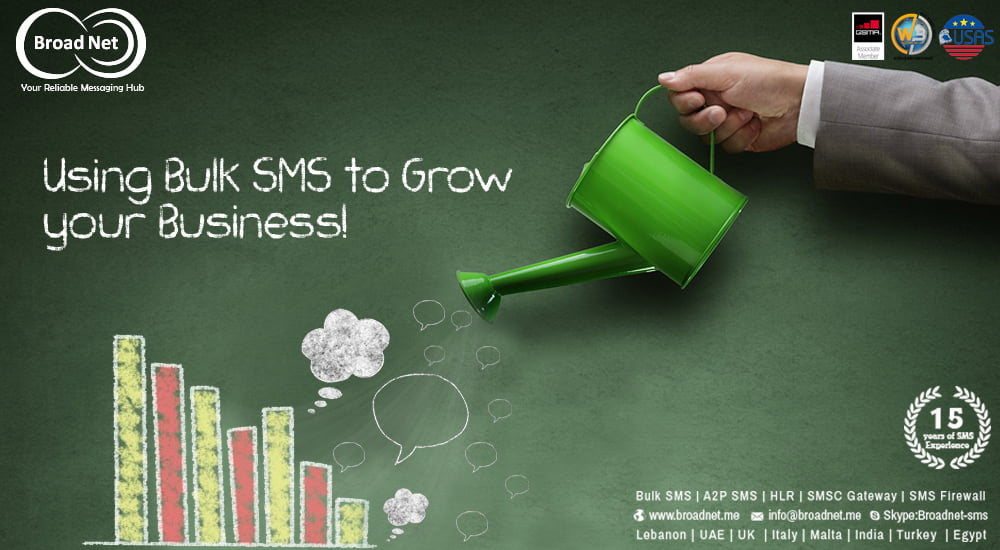 Using Bulk SMS to grow your business