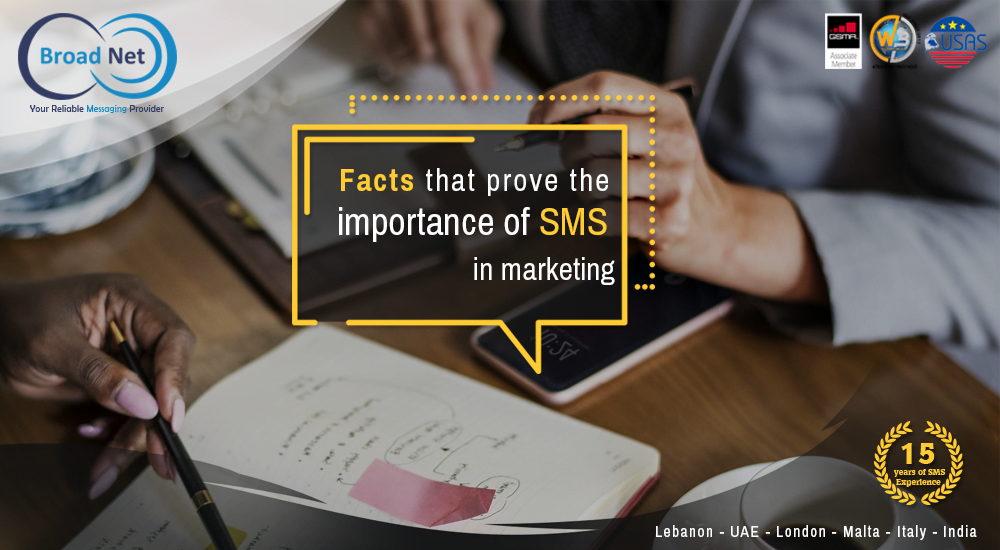 Facts That Prove The Importance Of SMS In Marketing