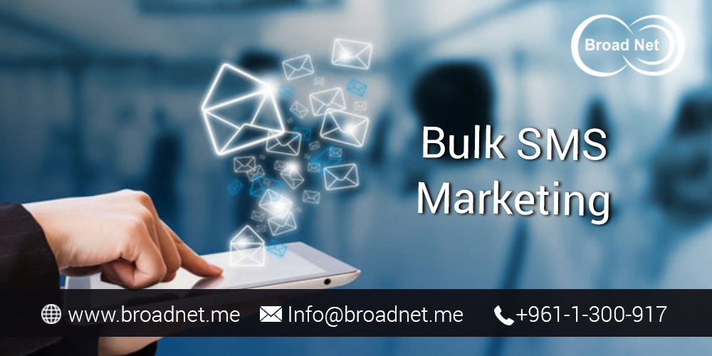 How a UAE-based Bulk SMS Marketing Company can Leverage Your Business Productivity