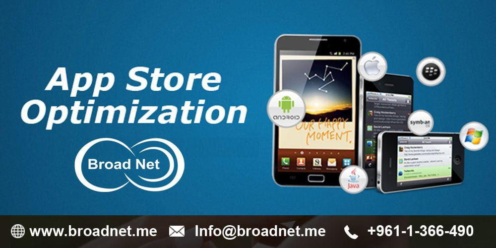 BroadNet Technologies offers World – Class App Store Optimization Services