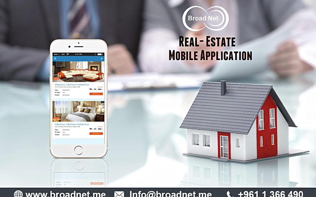 BroadNet Technologies – A Company at the Cutting-edge of Developing top Real Estate Mobile Apps