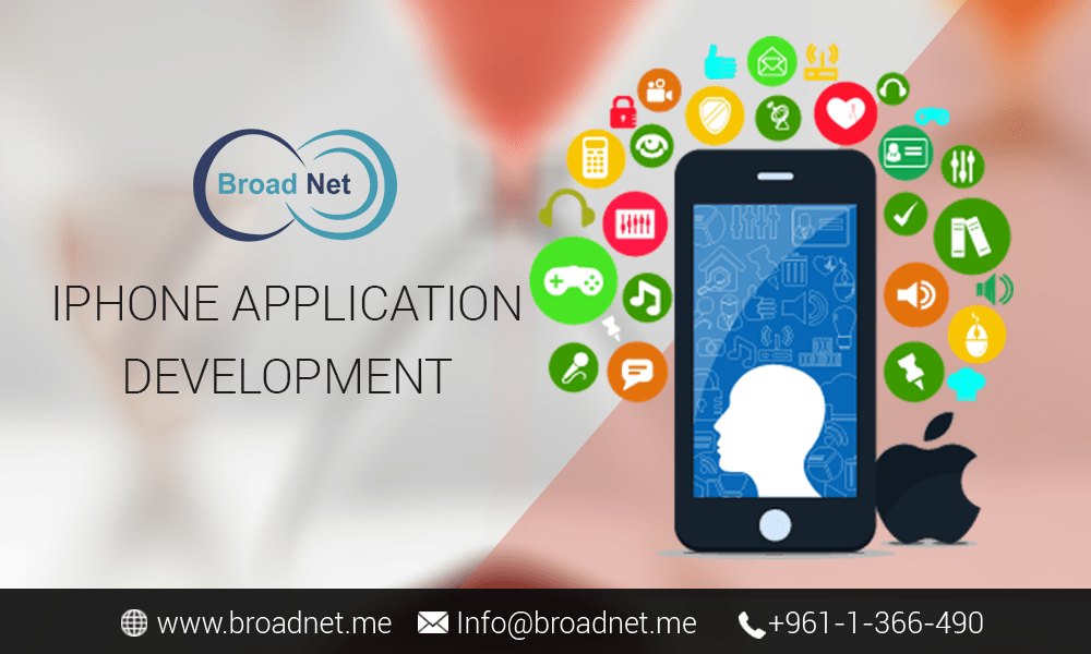 Why Choose only BroadNet Technologies for iPhone Application Development?
