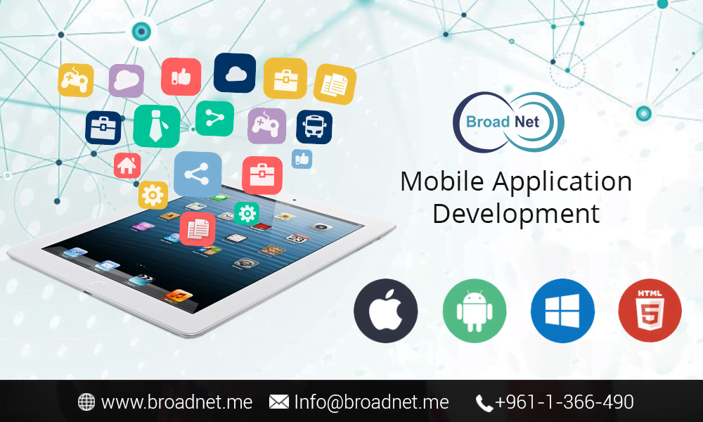 Mobile Application Development – One of the Fastest Growing IT Services