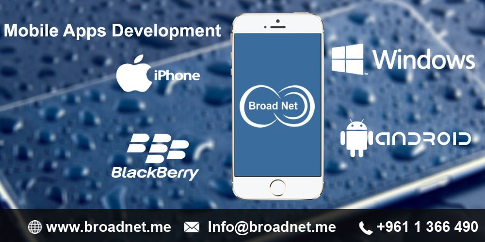 BroadNet Technologies – Creating multifunctional mobile apps of every type and complexity
