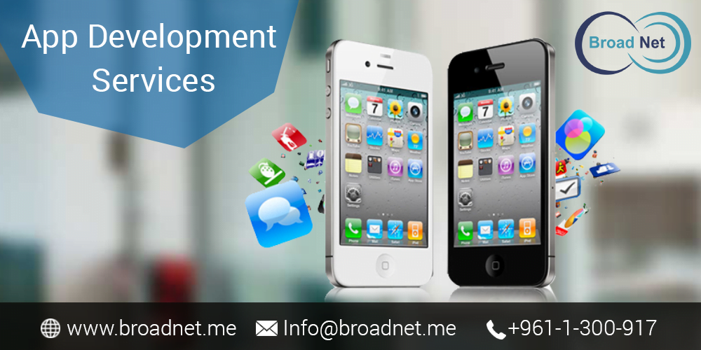 BroadNet Technologies Announces First-rate BlackBerry App Development Services