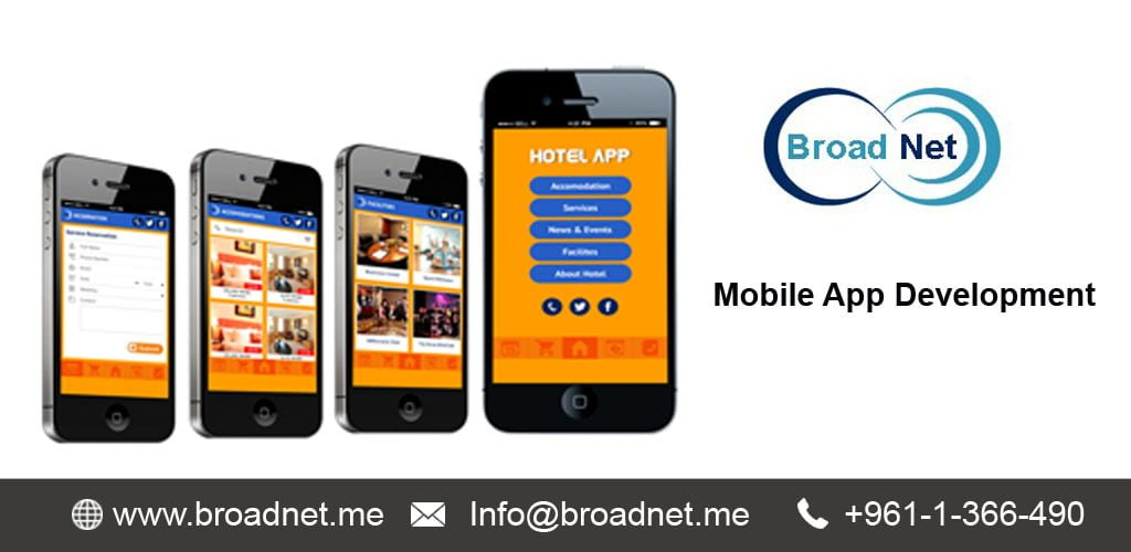 BroadNet Technologies Announces to Offer Effective Mobile App Development For the Hotel Industry
