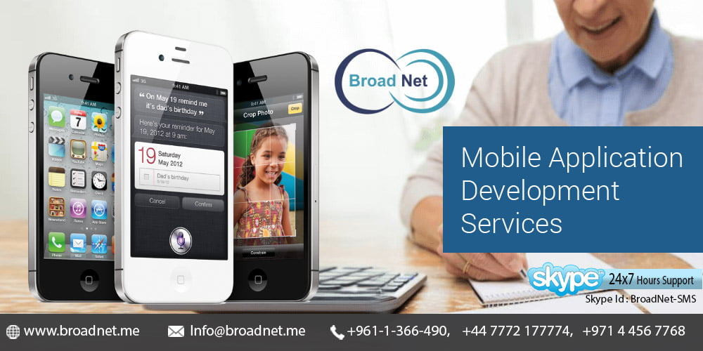 How BroadNet Technologies Excels In Mobile App Development Service?
