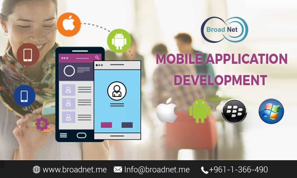 mobile application service