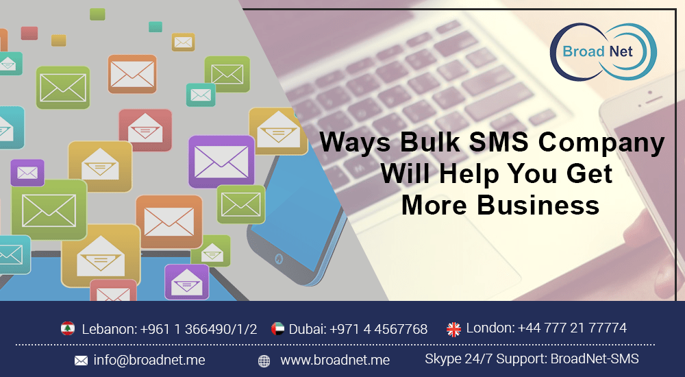 more business with sms