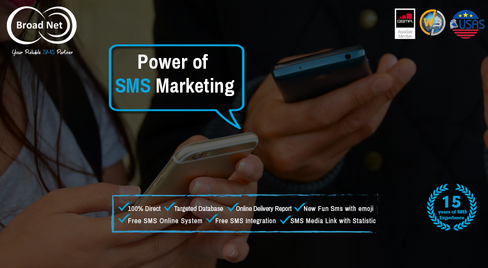 Do You Know What The Power Of BULK SMS Is?