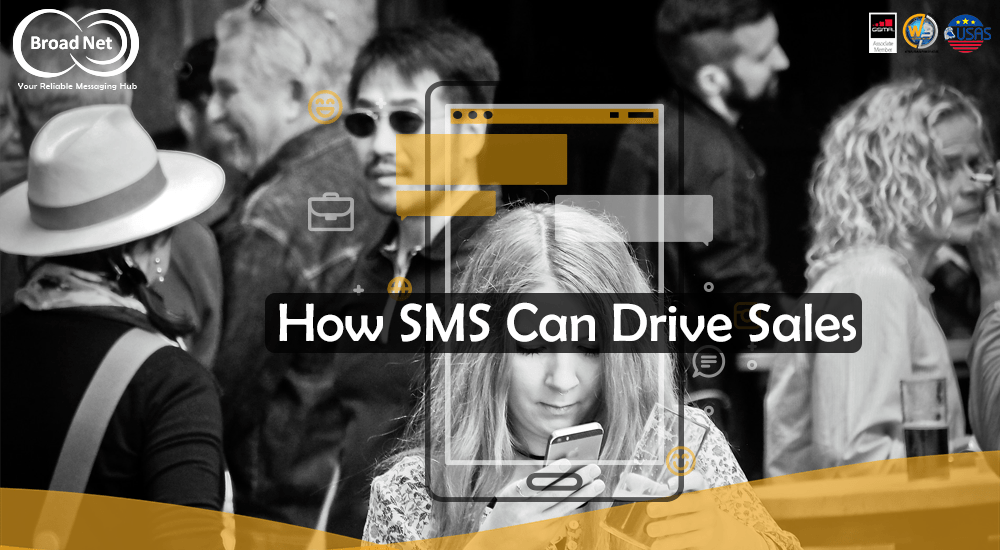 How SMS Can Drive Sales