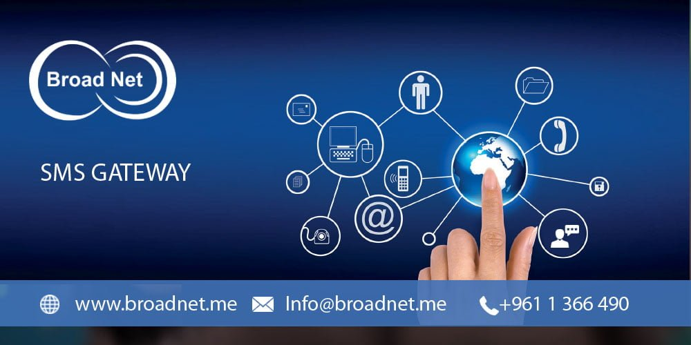 BroadNet Technologies Optimizes its SMS Gateway