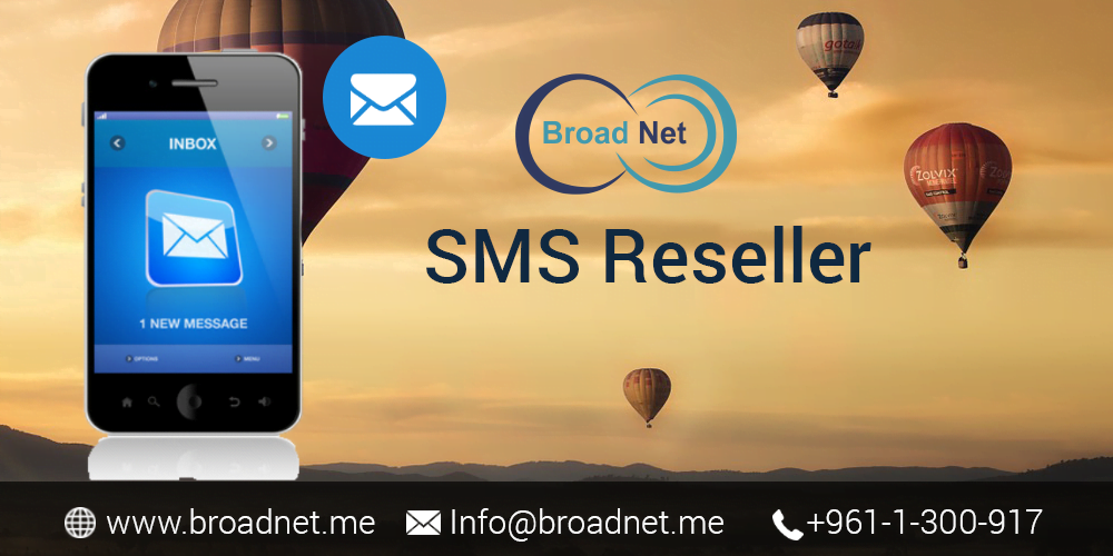 Exploit Excellent Reseller and Bulk SMS Services From BroadNet Technologies