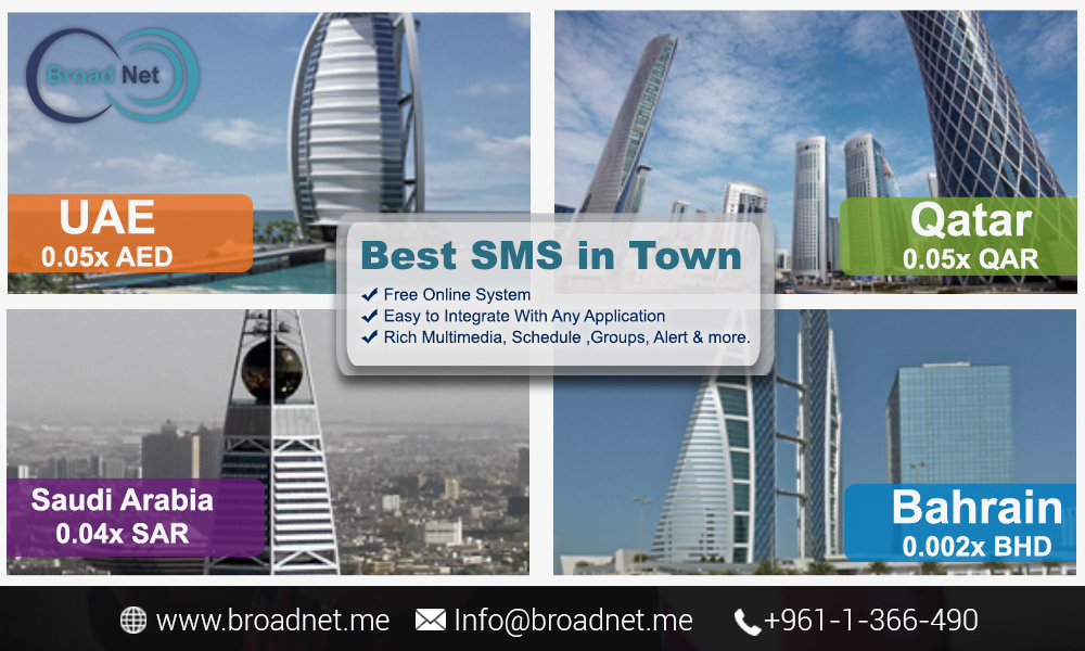BroadNet Technologies offer Bulk SMS Reseller Services at the Lowest Price Rates