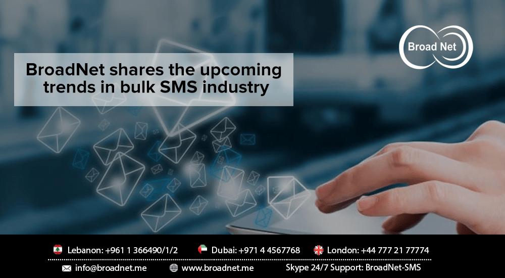 upcoming trends in bulk SMS