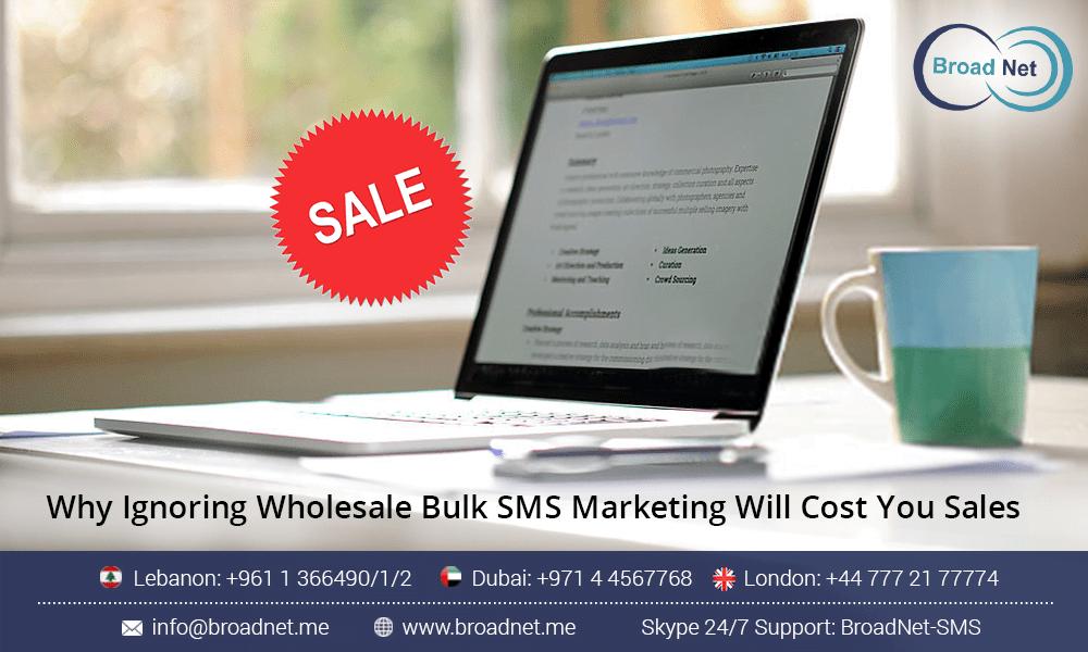 wholesale sms bulk